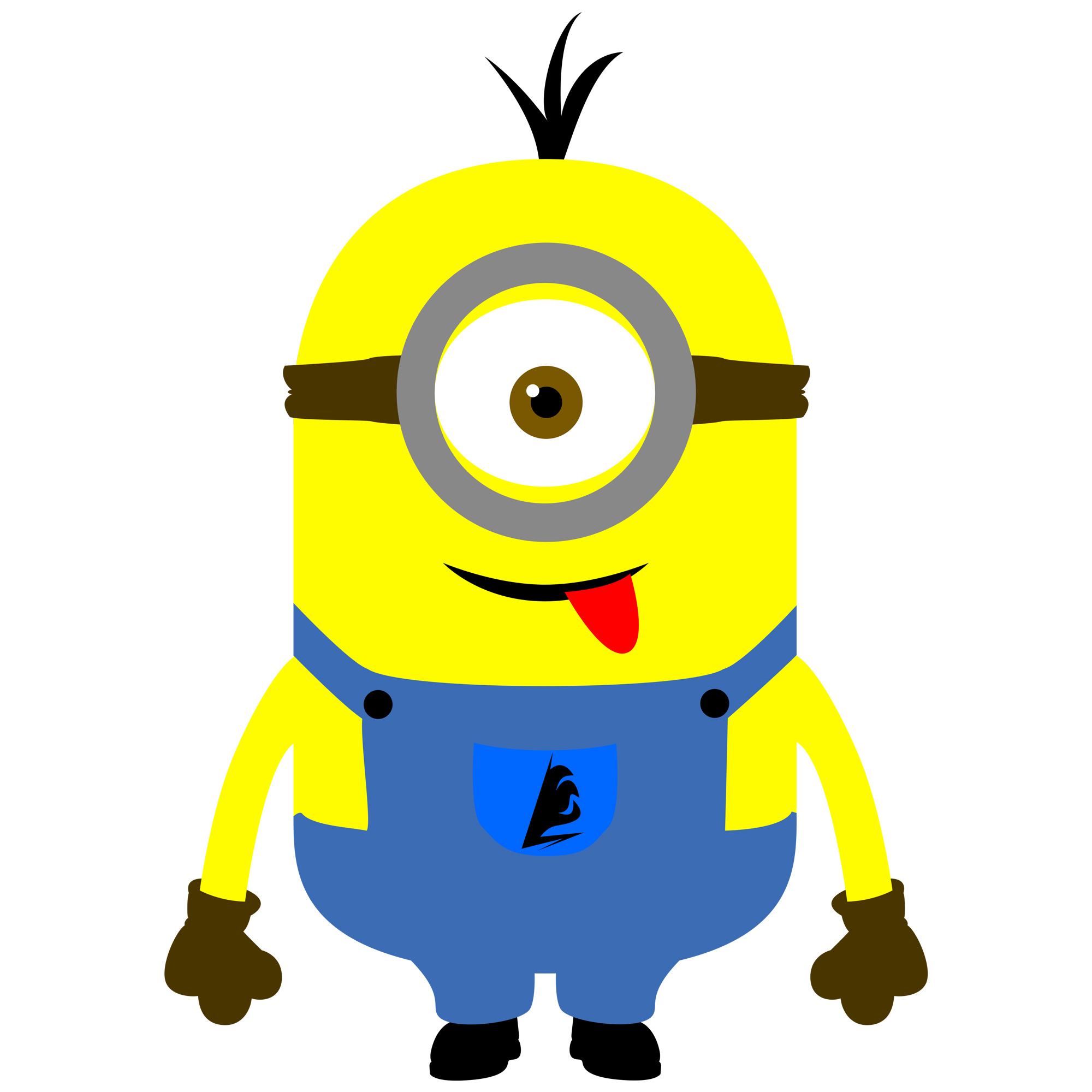 Cosplaying Minions Portfolio Of Lloyd Chua